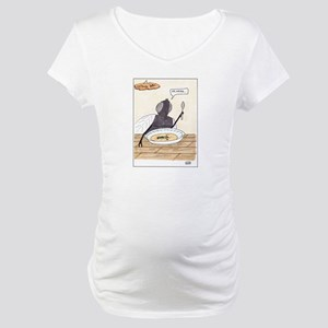 Man in the Soup Maternity T-Shirt