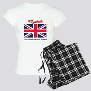 Personalised Women's Pyjamas Sleep for GB