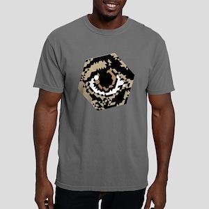 hexi36brn Mens Comfort Colors Shirt