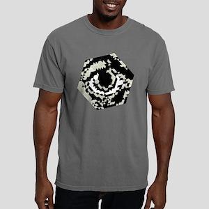 hexi36bwg Mens Comfort Colors Shirt