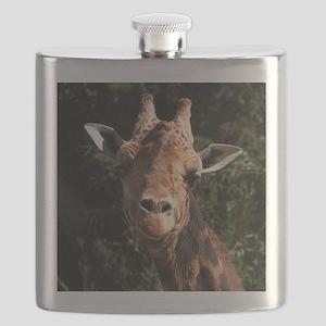Helaine's Smiling Giraffe Flask