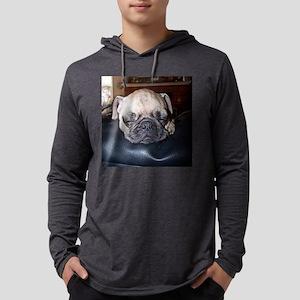 101007-7 Mens Hooded Shirt
