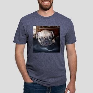 101007-7 Mens Tri-blend T-Shirt