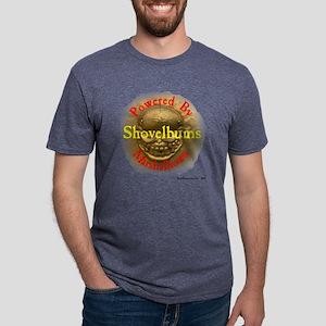 wered by marshalltown - gol Mens Tri-blend T-Shirt