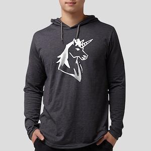 gvUnicorn11 Mens Hooded Shirt