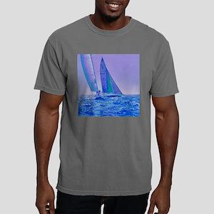 Rounding the Mark Mens Comfort Colors Shirt