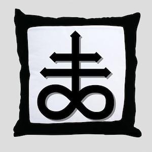 Sulfur - Alchemy Throw Pillow