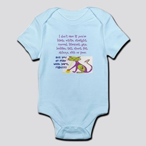 YarnPlay Infant Bodysuit