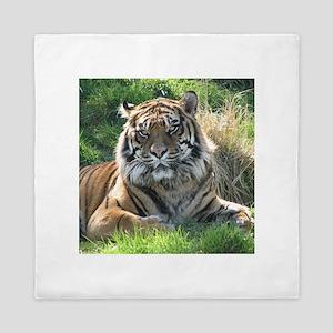 Helaine's Tiger Queen Duvet