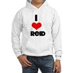 I heart Reid Hooded Sweatshirt