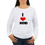 I heart Reid Women's Long Sleeve T-Shirt