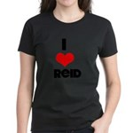 I heart Reid Women's Dark T-Shirt
