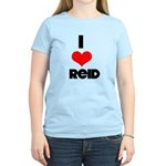 I heart Reid Women's Light T-Shirt