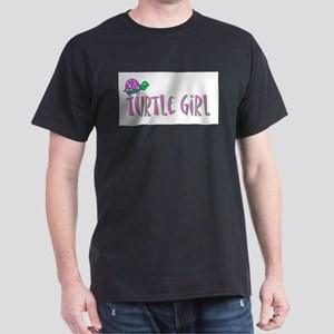 turtlegirl Dark T-Shirt