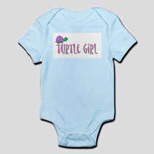 turtlegirl Infant Bodysuit