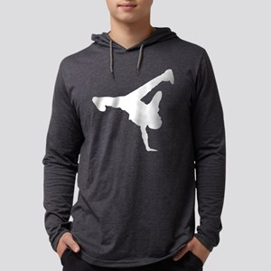 breakairflare2 Mens Hooded Shirt