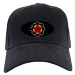Black Iron Gear Cap