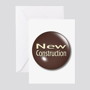 New Construction Greeting Cards (Pk of 10)