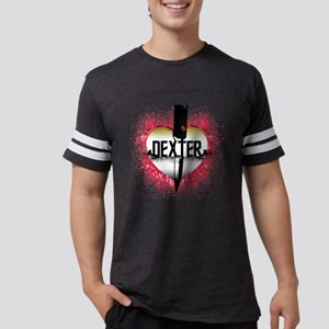 5-lovedexter Mens Football Shirt
