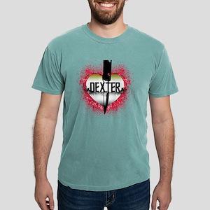 5-lovedexter Mens Comfort Colors Shirt
