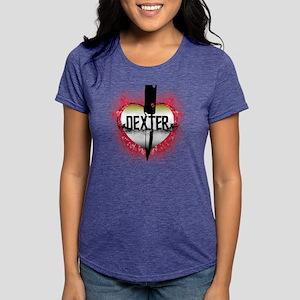 5-lovedexter Womens Tri-blend T-Shirt