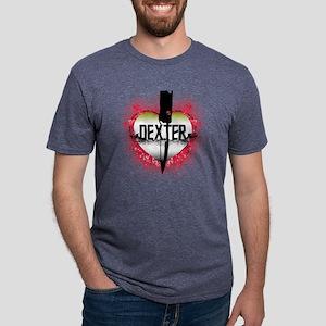 5-lovedexter Mens Tri-blend T-Shirt