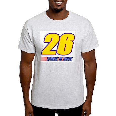 Shake N' Bake Ash Grey T-Shirt