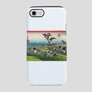 Chiryu - Hiroshige Ando - 1833 iPhone 7 Tough Case