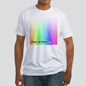 One of Them.... Fitted T-Shirt