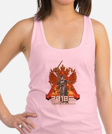 World Cup 2018-Eternal Victory 2 Racerback Tank To