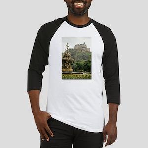 Edinburgh Castle Baseball Jersey