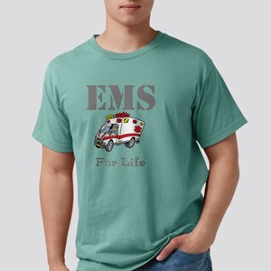 EMS for life Mens Comfort Colors Shirt