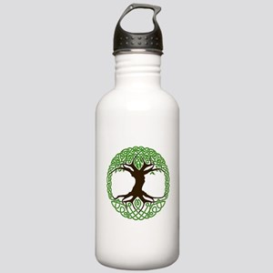 colored tree of life Stainless Water Bottle 1.0L