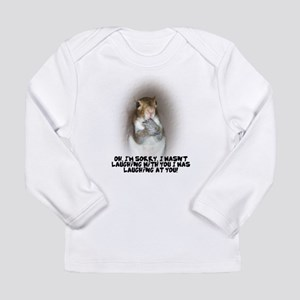 Laughing Squirrel Long Sleeve Infant T-Shirt