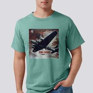 Flying Fortress Mens Comfort Colors Shirt
