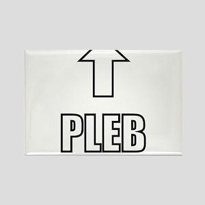 Pleb Rectangle Magnet