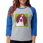 max_tile1.png Womens Baseball Tee