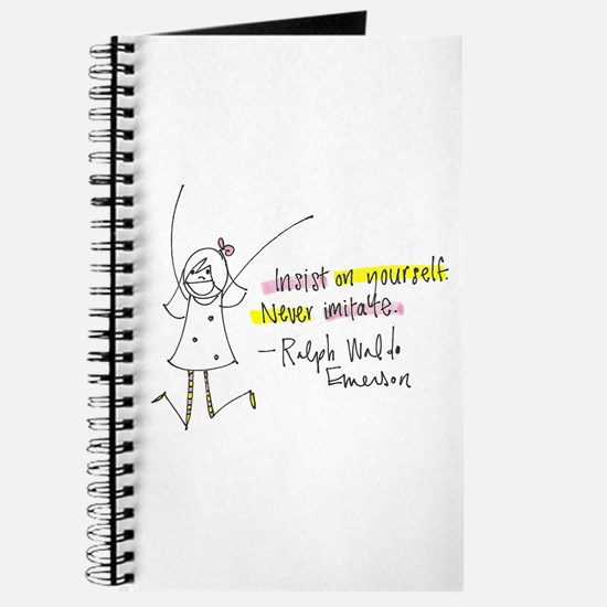 Insist on Yourself Journal