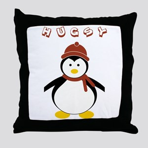 JOEY'S HUGSY! Throw Pillow