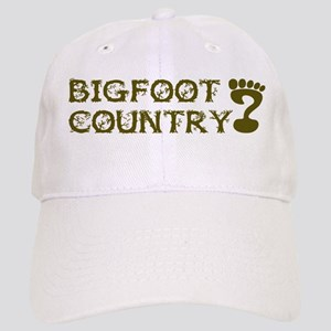 Bigfoot Country Cap