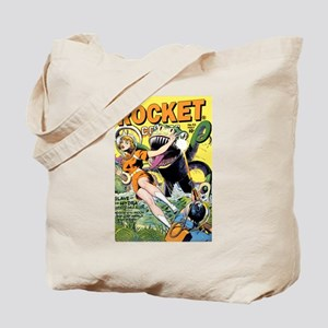 Rocket Comics #42 Tote Bag