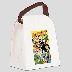 Rocket Comics #42 Canvas Lunch Bag