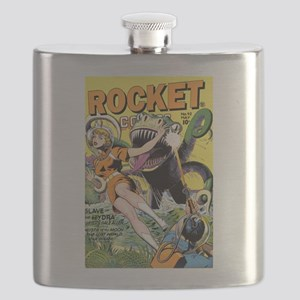 Rocket Comics #42 Flask