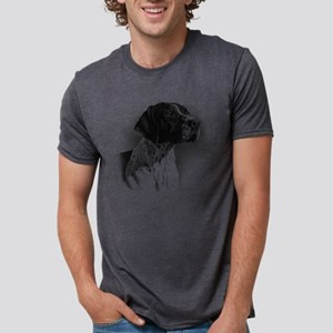 German Short Hair Mens Tri-blend T-Shirt