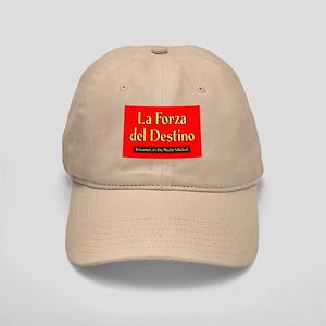 La Forza del Destino Khaki Cap