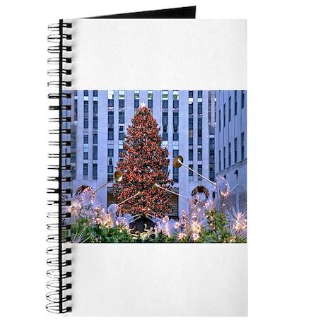 Rock Center Christmas Journal