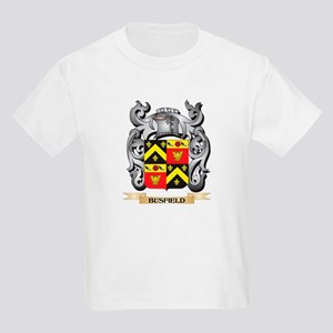 Busfield Family Crest - Busfield Coat of A T-Shirt