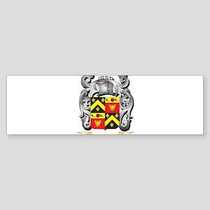 Busfield Family Crest - Busfield Co Bumper Sticker