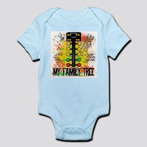 my family tree Body Suit