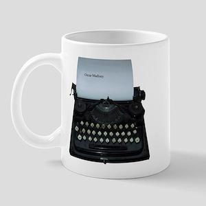Oscar Madisoy - Mug